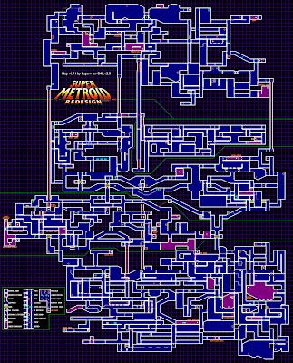 Επιστροφή στον πλανήτη Zebes (Super Metroid Hack) 1