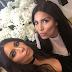 Kim Kardashian finally meets her ''twin'' Kamilla Osman