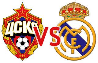 Реал Мадрид – ЦСКА прямая трансляция онлайн 12/12 в 20:55 по МСК.