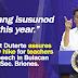 Duterte Assures the Salary Hike for Teachers