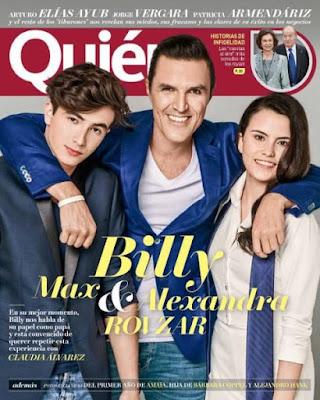 Revista Quién México - 1 Agosto 2017