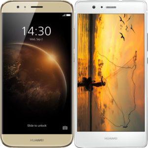 مقارنة بين هاتفي Huawei P9 Lite و Huawei G8