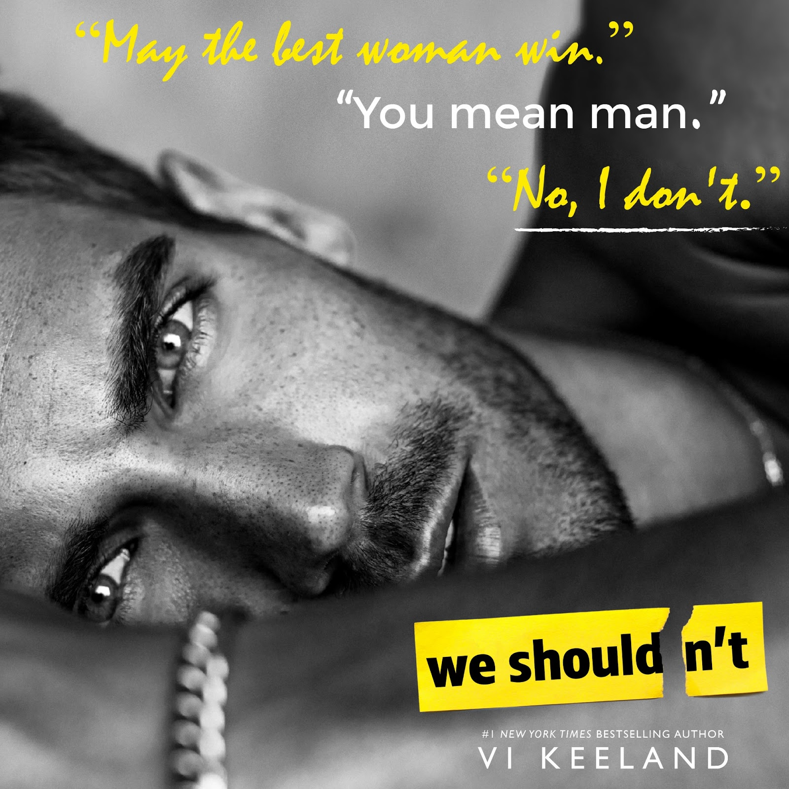 Excerpt Reveal We Shouldn T By Vi Keeland Once Upon A Twilight