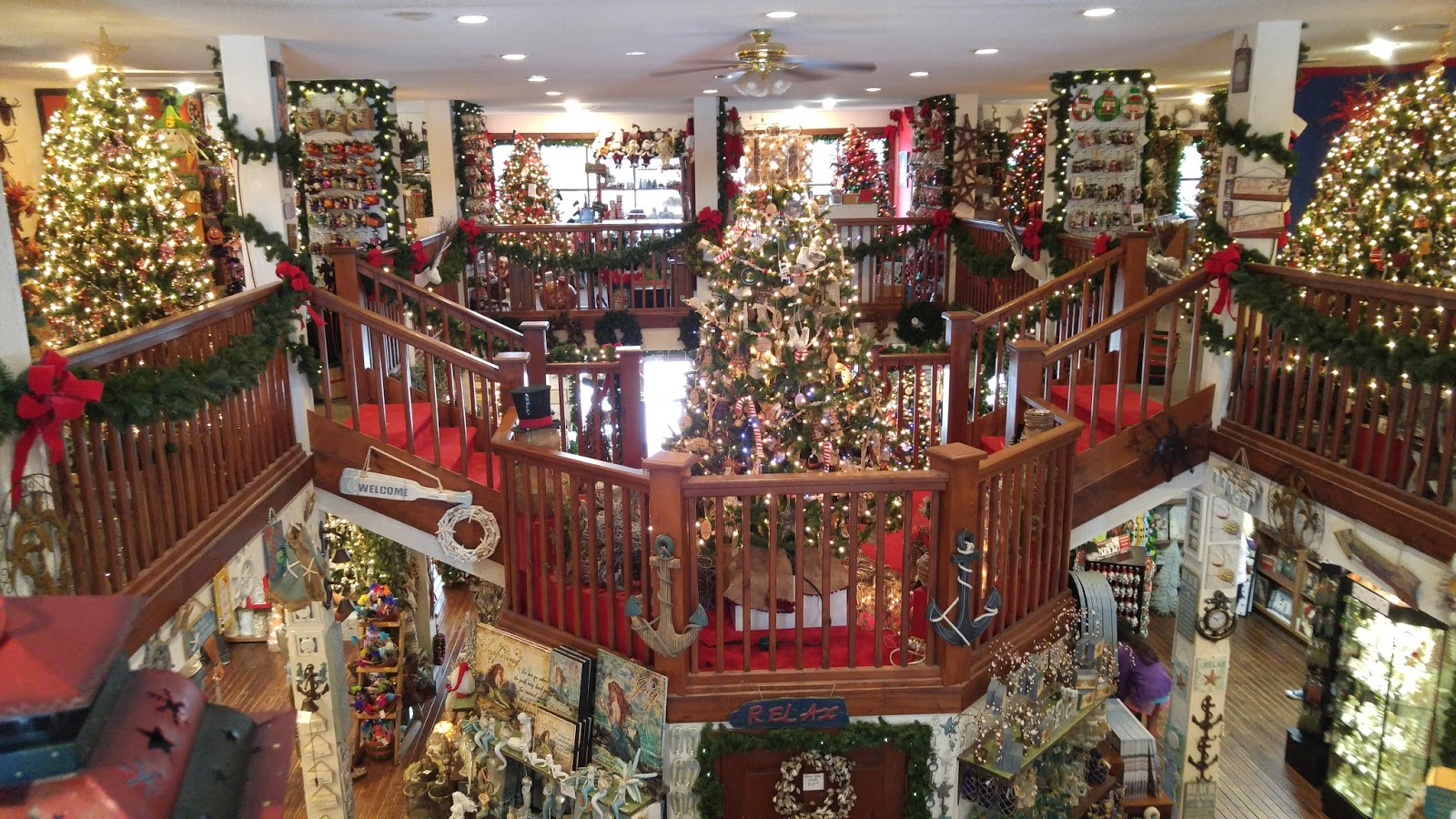 this is from the interior of a store called the christmas mouse this location yes there is more than one is located in north myrtle beach - Christmas Mouse Myrtle Beach