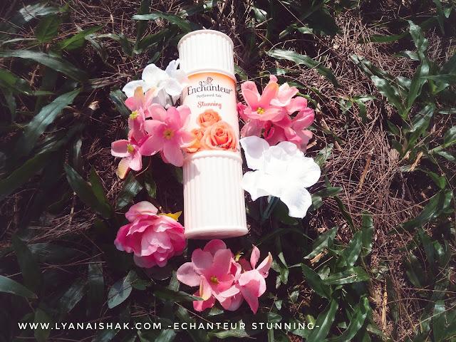 Serlahkan Aroma Keanggunan Mempesona dengan Echanteur Stunning , Echanteur , Echanteur Stunning , Lyana Ishak , Echanteur Malaysia , wangian terbaru echanteur