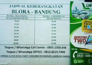 Jadwal Lintas Shuttle Jakarta Bandung