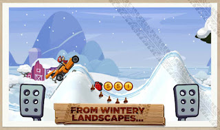 Hill Climb Racing 2 v1.11.2 Mega Mod