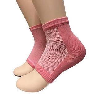 acebone beauty spa dry feet socks