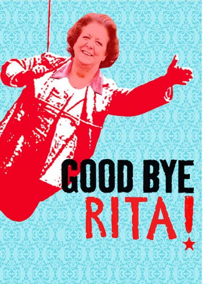 Goodbye rita