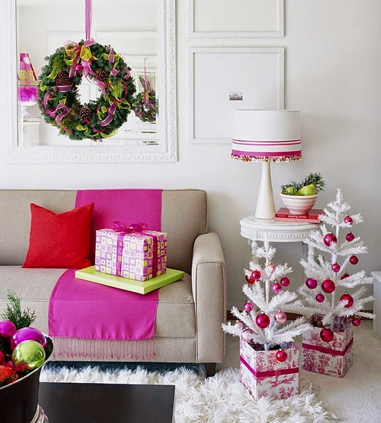pequeño árbol navideño