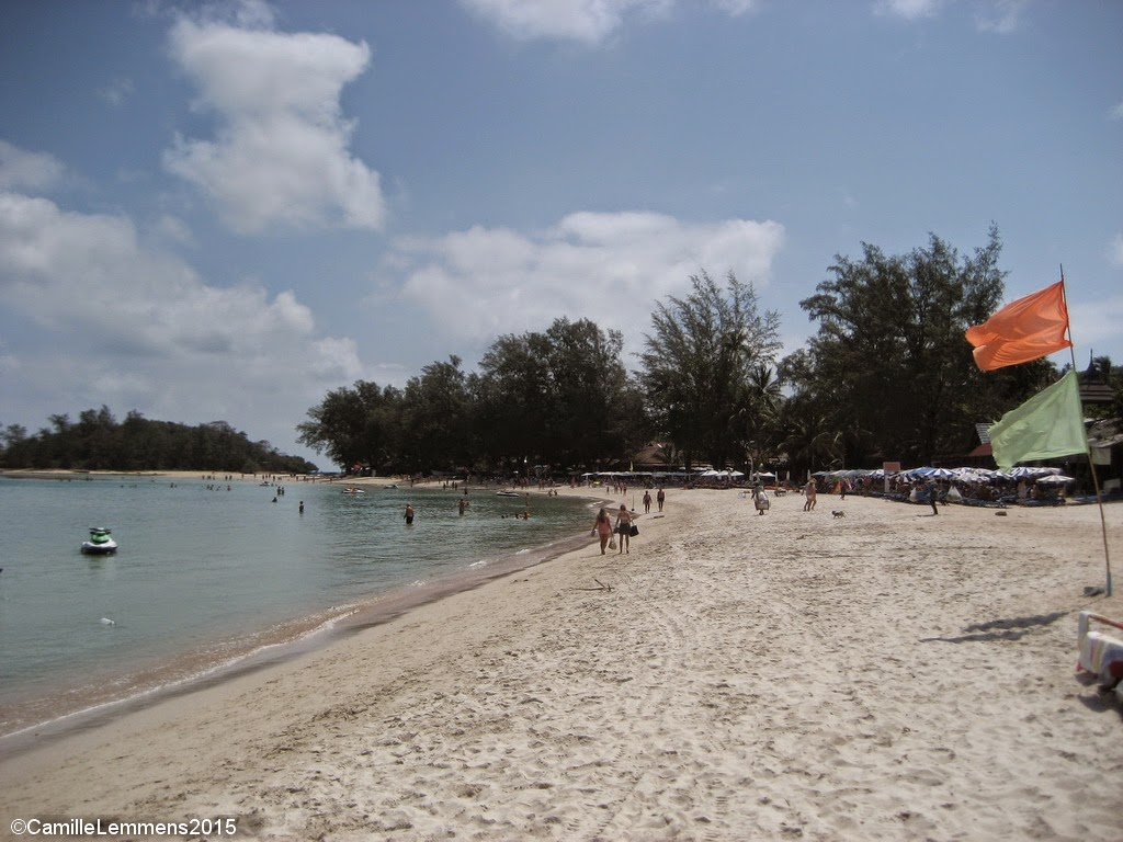 Koh Samui, Thailand daily weather update; 2nd April, 2015