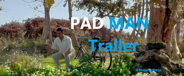Watch PADMAN Official Trailer | Akshay Kumar | Sonam Kapoor | Radhika Apte