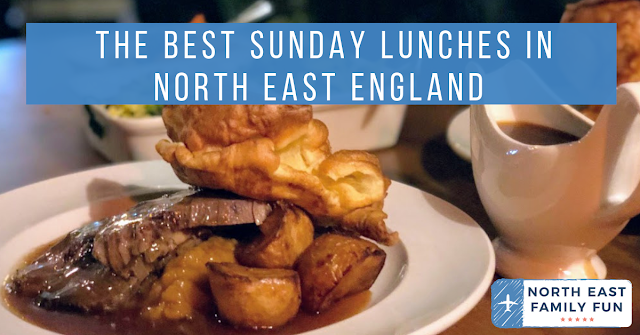 the Best Sunday Lunches in North East England