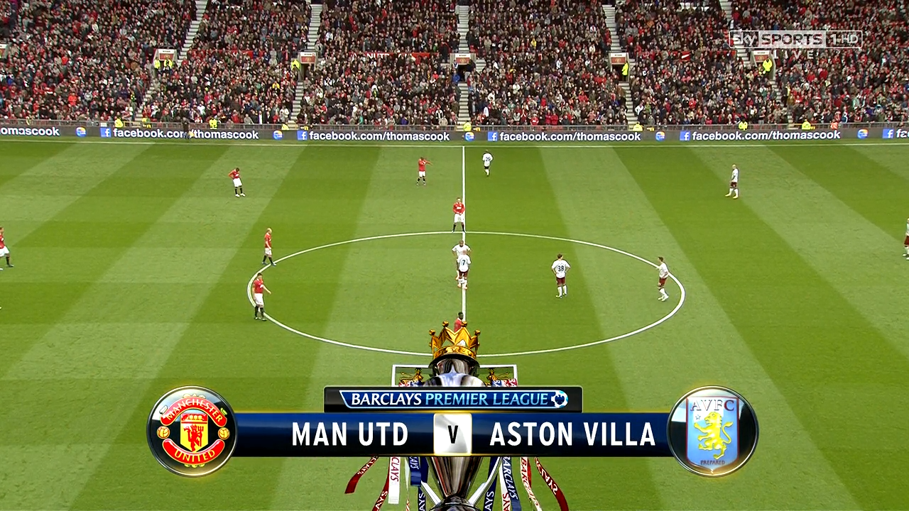 Watch Manchester United Vs Aston Villa Live Stream