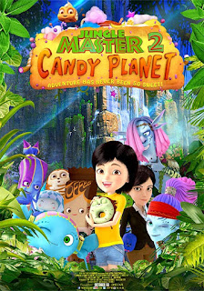 Watch Jungle Master 2: Candy Planet (2016) Online For Free Full Movie English Stream