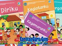 Download Buku Kelas 1 SD/MI Kurikulum 2013 Revisi Terbaru Semester 1 Lengkap