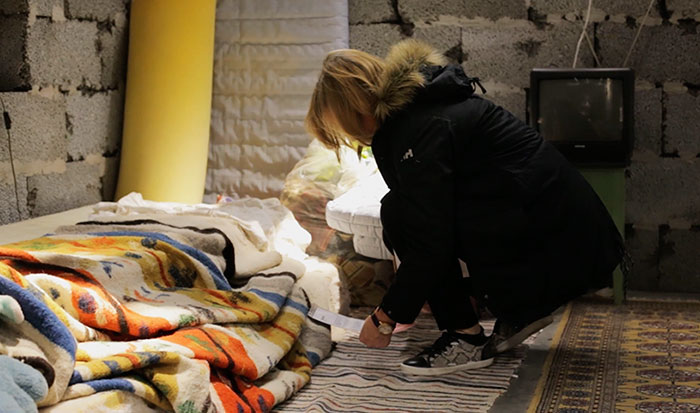 IKEA Surprises Shoppers By Placing Recreated Syrian Home In Store