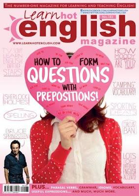 Hot English Magazine - Number 183