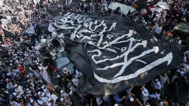 DPP FPI: Di Reuni Akbar 212 Kita Kibarkan Sejuta Bendera Tauhid!