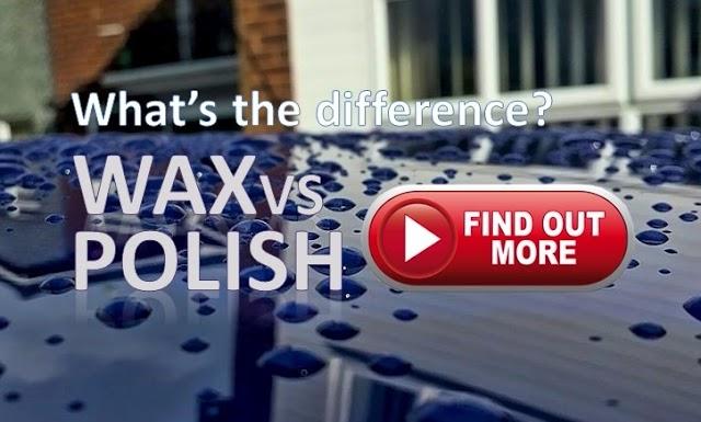 Perbedaan Poles Dan Wax Untuk Detailing Mobil