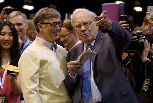 Bill Gates thu về 7 tỷ USD trong năm 2014 từ kênh nào?