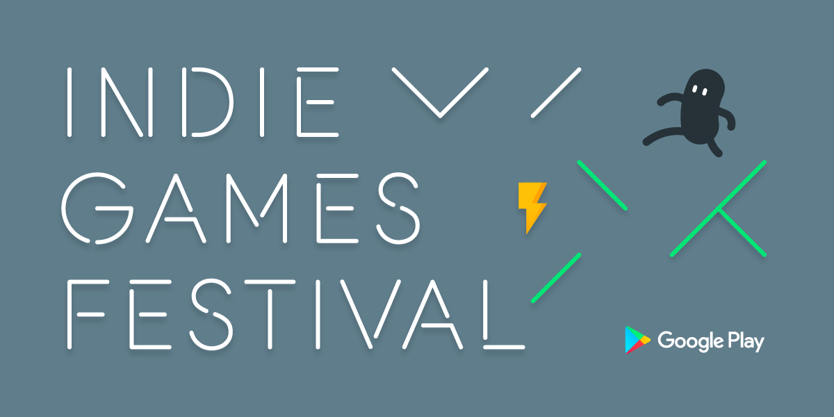 Indie Games Festival banner