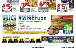 Big Y Flyer May 24 - 30, 2018
