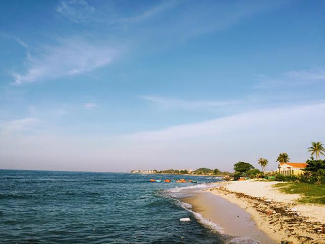 Góc biển đảo thơ mộng