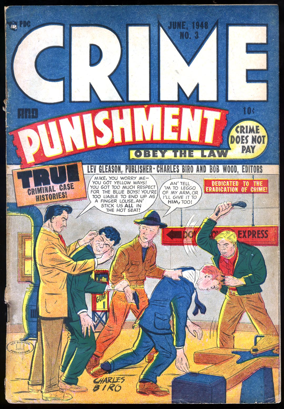 Crime And Punishment 3