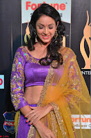Priya Sri in Purple Choli Stunning Beauty at IIFA Utsavam Awards 2017  Day 2 at  16.JPG