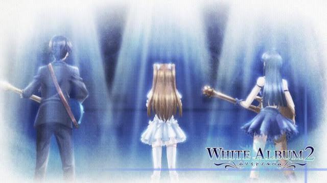 White Album 2 - Top Anime Romance Sad Ending List