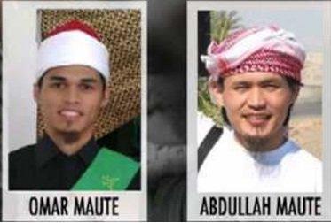 Omar Maute dan Abdullah Maute