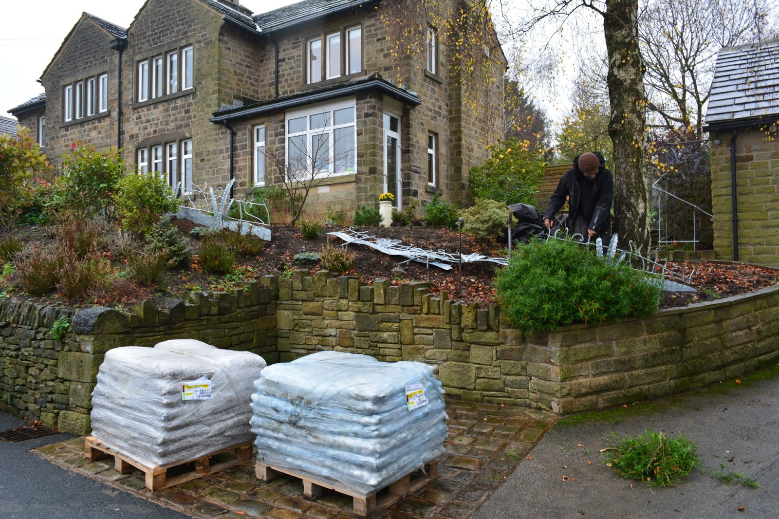 David Keegans Garden Design Blog: Dry River Cobble and Dwarf Pine ...
