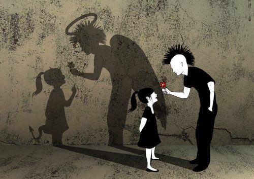 jangan menilai orang hanya dari luarnya saja