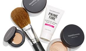 Fall Beauty with Bare Minerals
