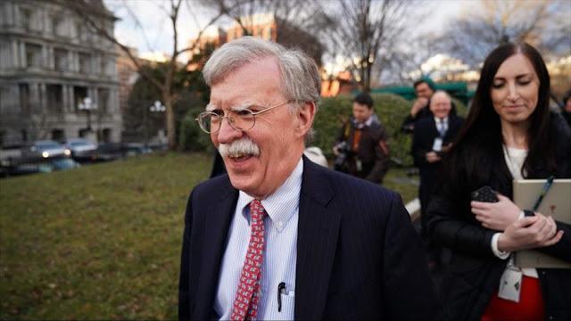 EEUU amenaza con más sanciones a Caracas y Pyongyang