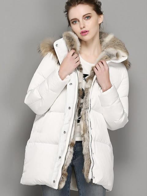 Giữ ấm mùa đông lạnh giá với áo lông vũ sang trọng.