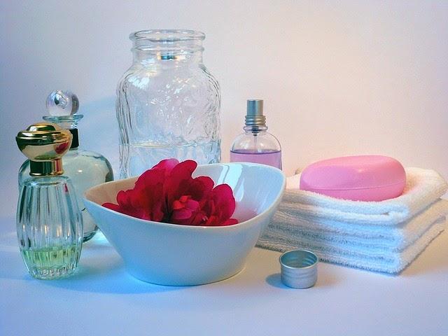 وصفة للتخلص من رائحة العرق تحت الابط Bath