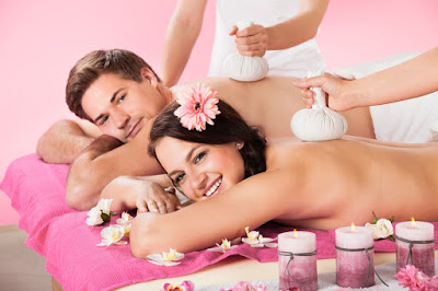 Couple Body Massage