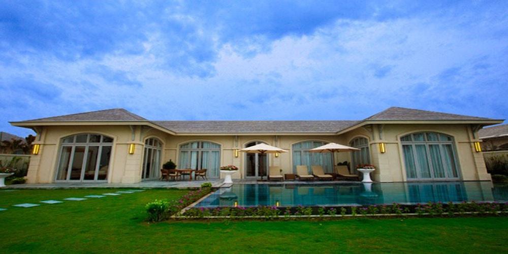 Biệt thự nghỉ dưỡng tại Sầm Sơn