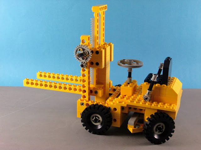Set LEGO Technic 850 Fork-Lift Truck