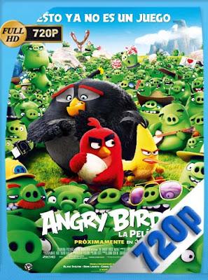 Angry Birds (2016)HD [720P] Latino [GoogleDrive] DizonHD