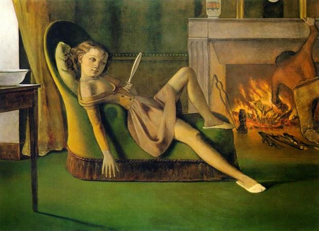 Anos Dourado - Balthus e sua fixação por garotas e gatos ~ Pintor francês