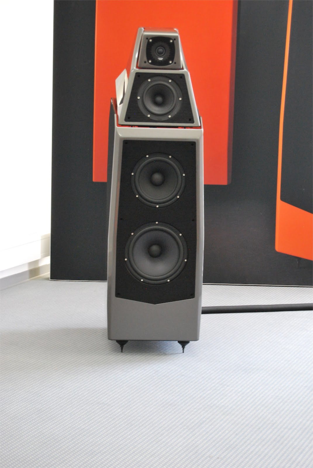 Mono And Stereo High-End Audio Magazine: Wilson Audio At