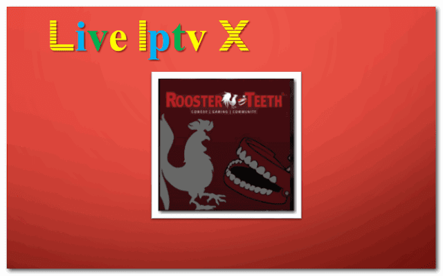 Rooster Teeth comedy addon
