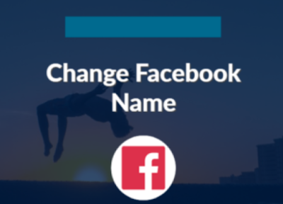 How can I change my Facebook username | Change Name On Facebook