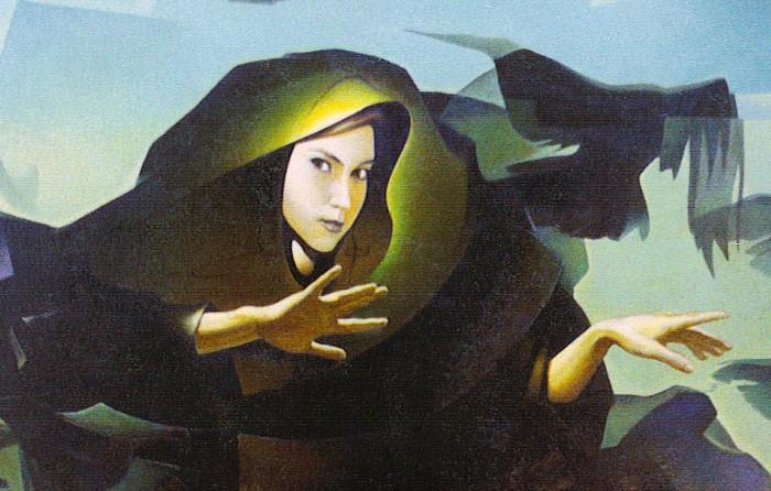 Современный российский художник