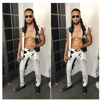 FLAVOUR N'ABANIA IS ALL SHADES OF SEXINESS IN NEW PHOTOS