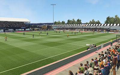 PES 2019 Stadium Somerset Park by Twitch