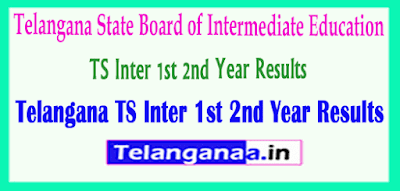 TS Inter 1st 2nd Year Results